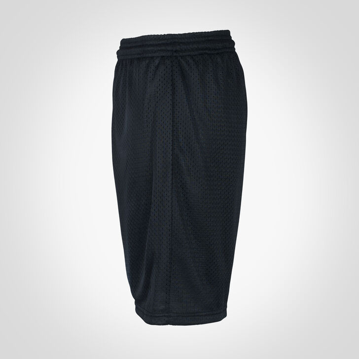 Youth Dri-Power® Mesh Shorts (No Pockets) BLACK