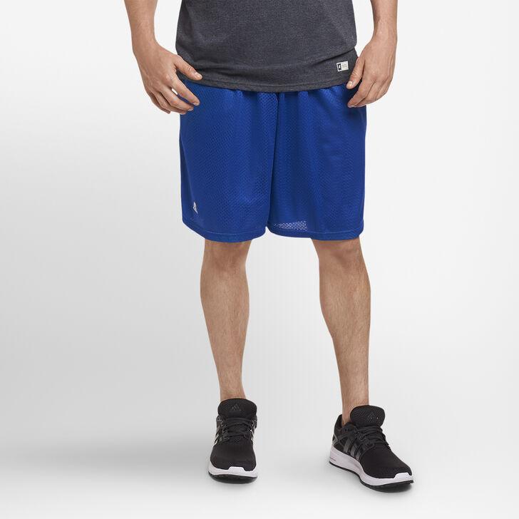 Men's Dri-Power® Mesh Shorts with Pockets ROYAL