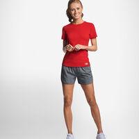 Women's Cotton Performance T-Shirt TRUE RED