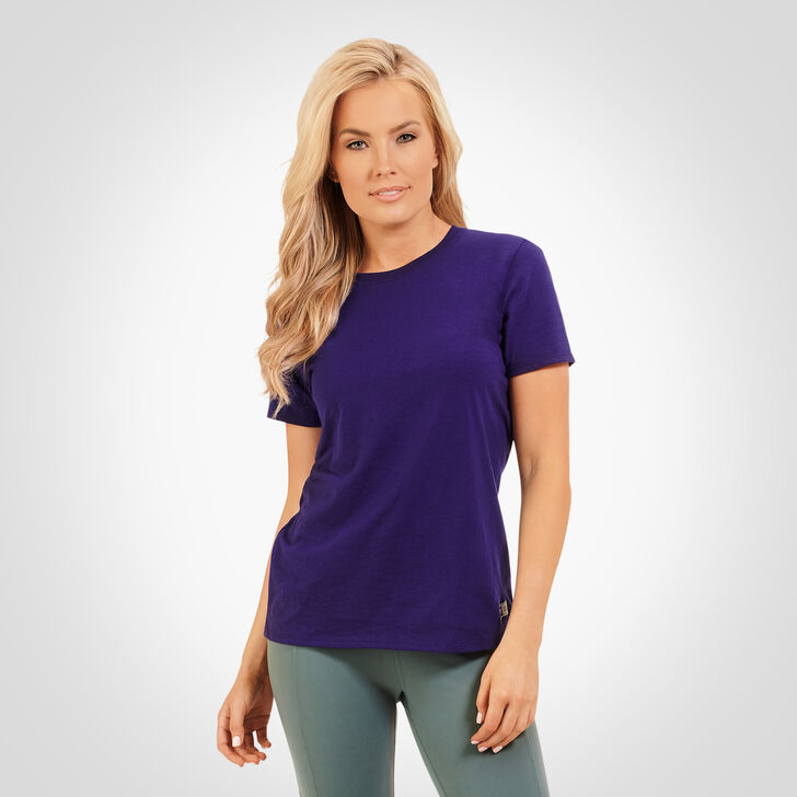 Women's Essential Tee PURPLE