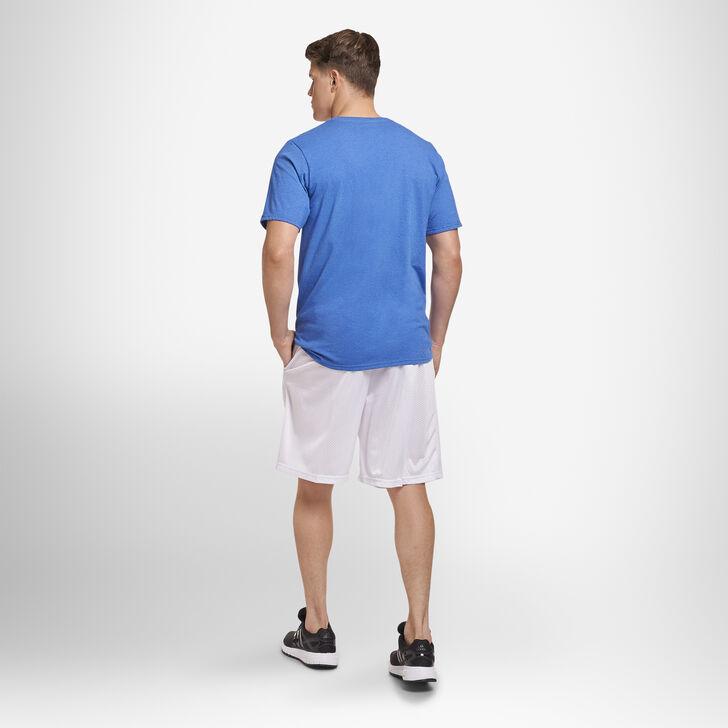 Men's Dri-Power® Mesh Shorts WHITE