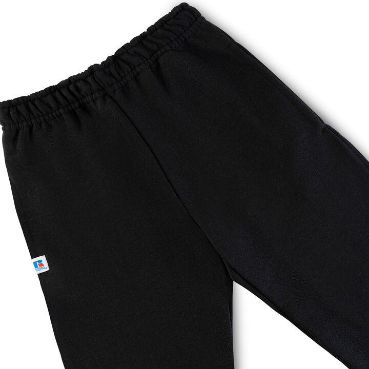 Youth Dri-Power® Fleece Joggers BLACK