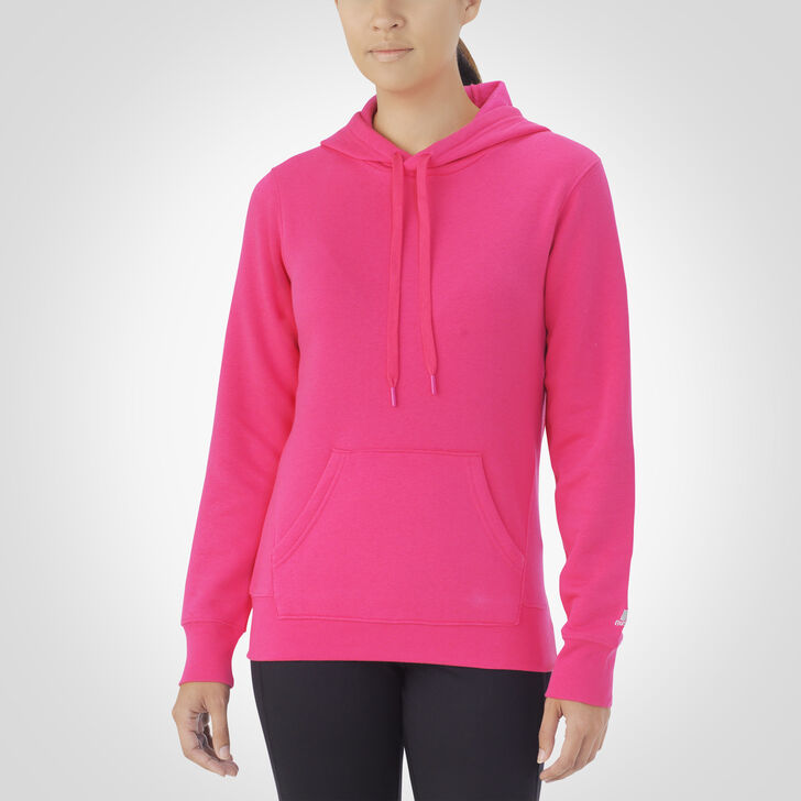 Women's Fleece Hoodie WATERMELON PINK