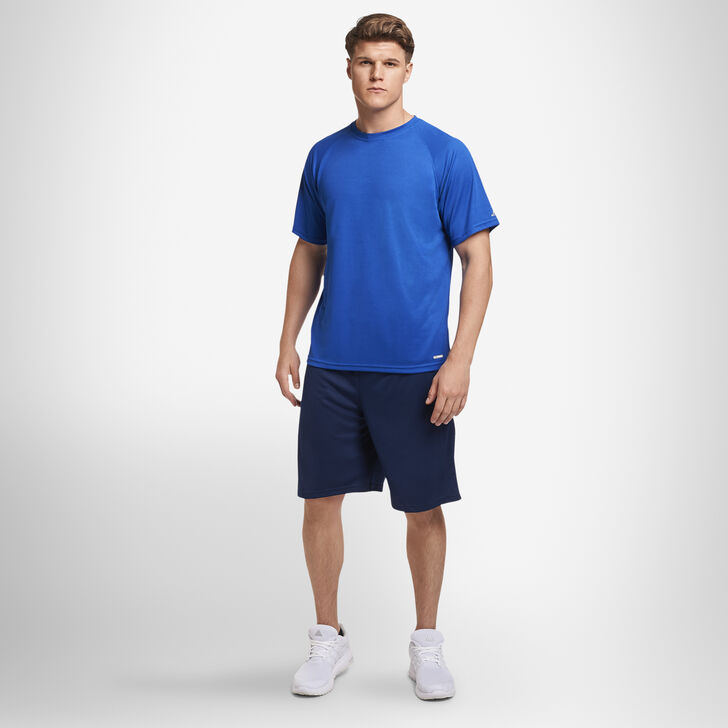 Men's Dri-Power® Mesh Performance T-Shirt ROYAL