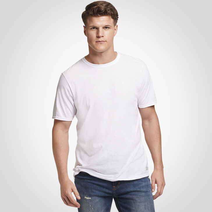 Men's Essential Tee WHITE