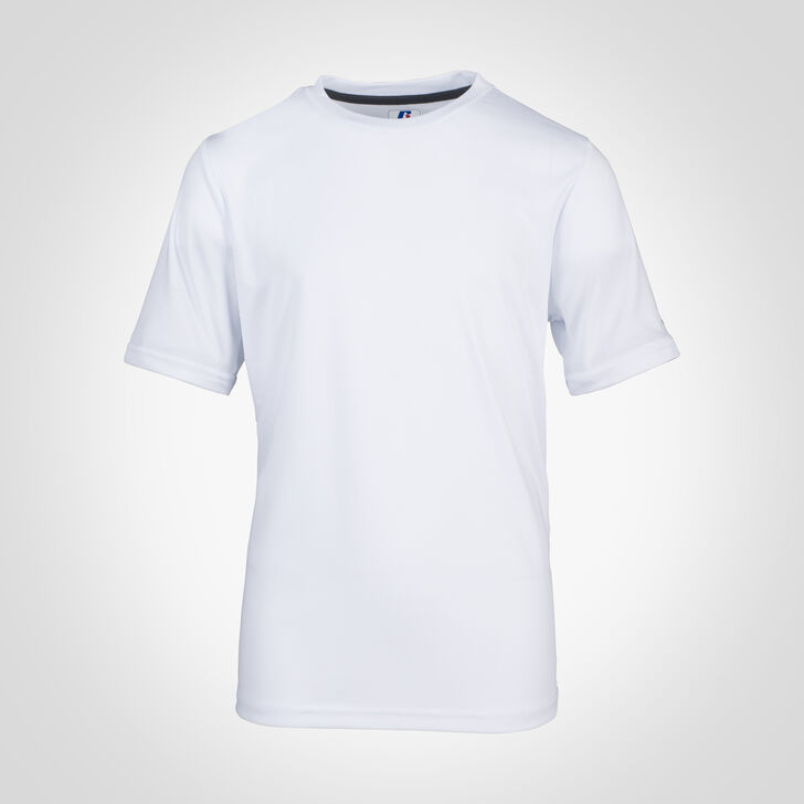 Youth Dri-Power® Performance T-Shirt WHITE