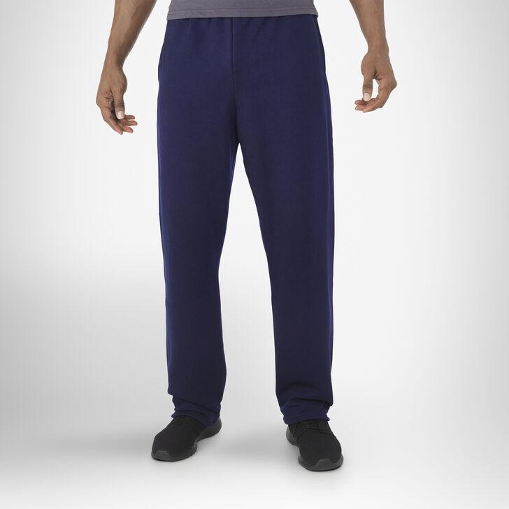 Men's Dri-Power® Open-Bottom Pocket Sweatpants J.NAVY