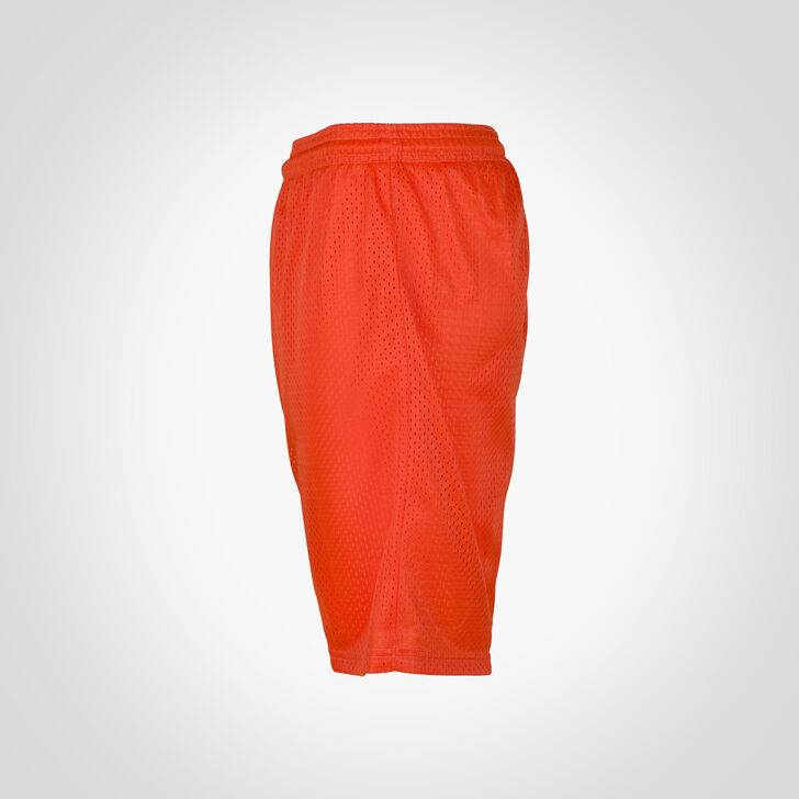 Youth Dri-Power® Mesh Shorts (No Pockets) BURNT ORANGE