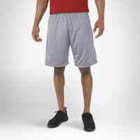 Men's Dri-Power® Mesh Shorts with Pockets STEEL