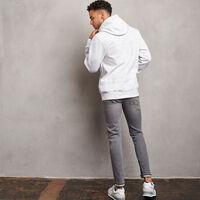 Men's Cotton Classic Fleece Hoodie ASH