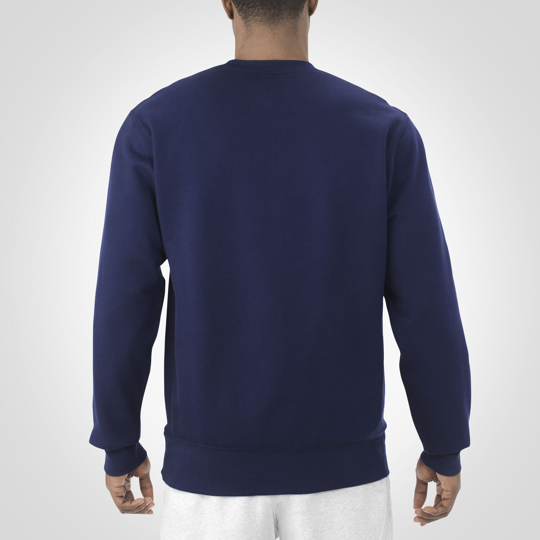 de5099a4a Men s Pro10 Fleece Crew Sweatshirt - Russell US
