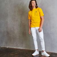 Men's Heritage Baseliner T-Shirt GOLD FUSION