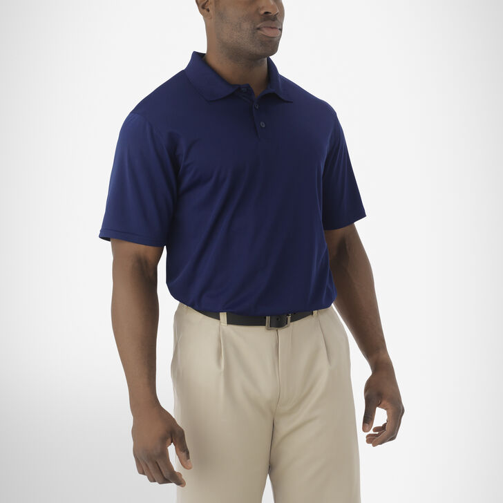 Men's Dri-Power® Essential Short Sleeve Polo NAVY