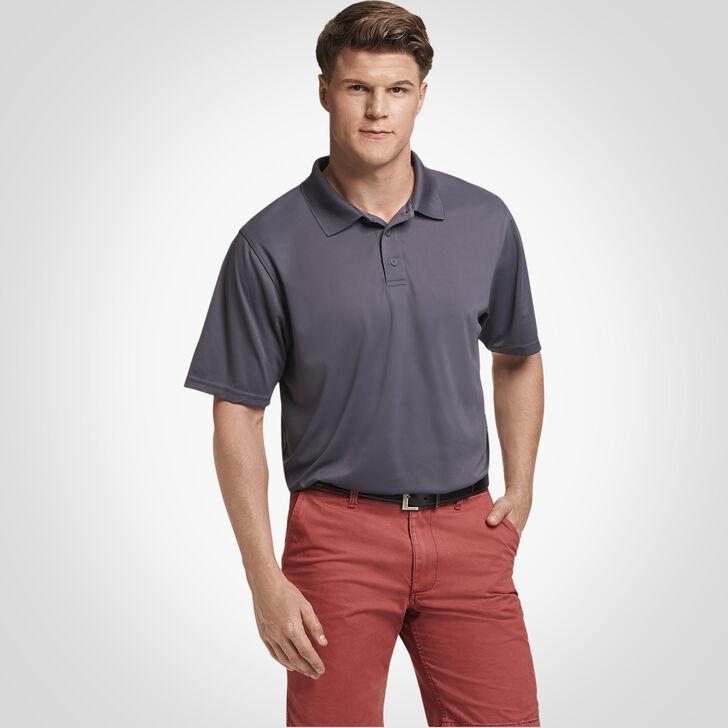 Men's Dri-Power® Performance Golf Polo STEALTH