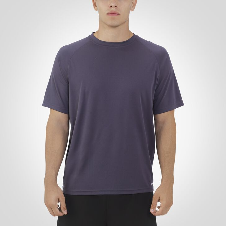 Men's Dri-Power® Mesh Short Sleeve Tee STEALTH