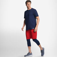 Men's Cotton Performance T-Shirt NAVY