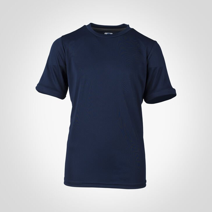 Youth Dri-Power® Core Performance Tee Navy