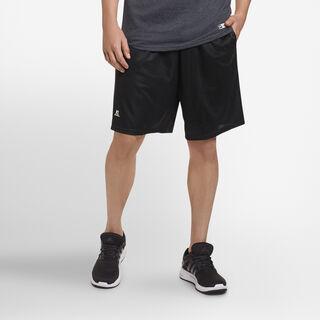 Men's Dri-Power® Mesh Shorts BLACK