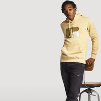 Men's Mike Chenille Hoodie ALMOND