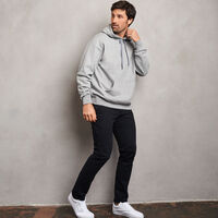 Men's Cotton Classic Fleece Hoodie OXFORD
