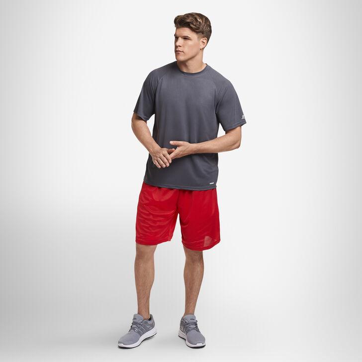 Men's Dri-Power® Mesh Performance T-Shirt STEALTH