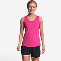 Women's Cotton Performance Tank Top