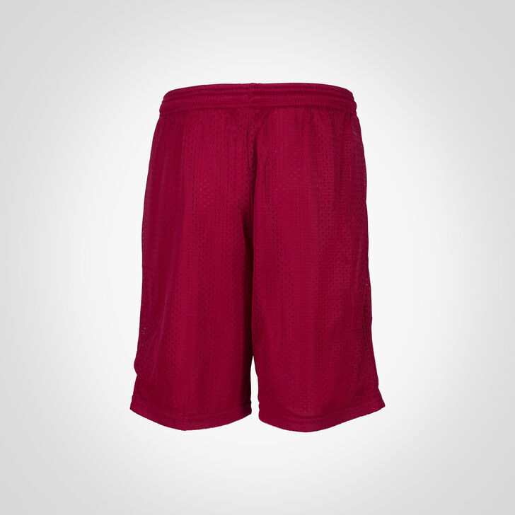 Youth Dri-Power® Mesh Shorts (No Pockets) CARDINAL