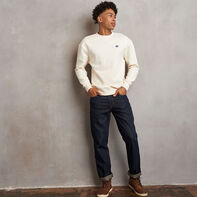 Men's Heritage Fleece Crew Sweatshirt SOYA