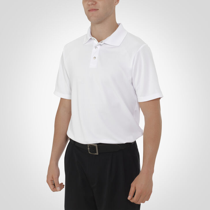 Men's Dri-Power® Golf Polo WHITE