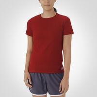Women's Essential Tee CARDINAL