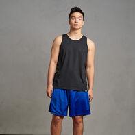 Men's Cotton Performance Tank Top BLACK