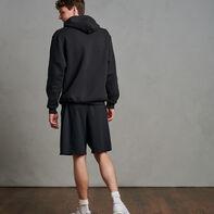 Men's Basic Jersey Cotton Shorts Black
