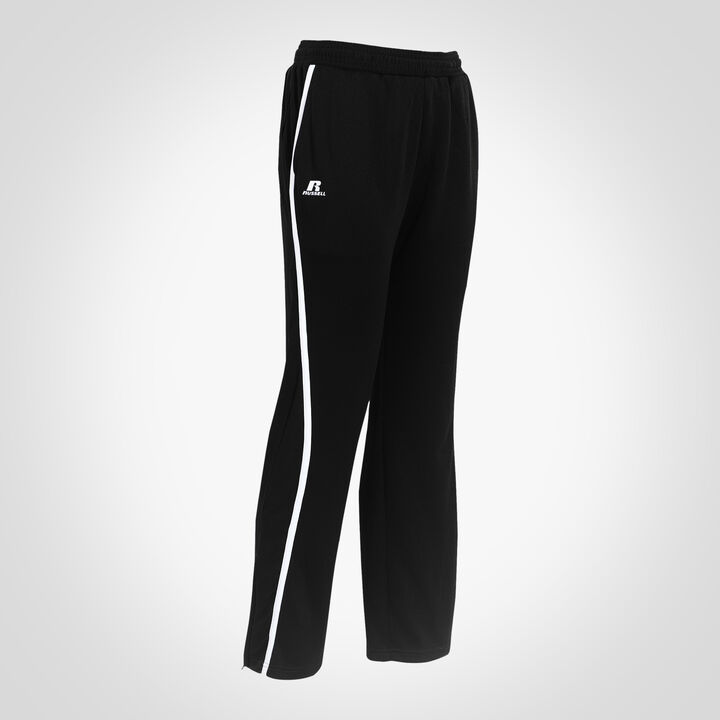 Youth Gameday Warm Up Pants BLACK/WHITE
