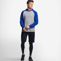 Men's Cotton Performance Lightweight Hoodie OXFORD/ROYAL