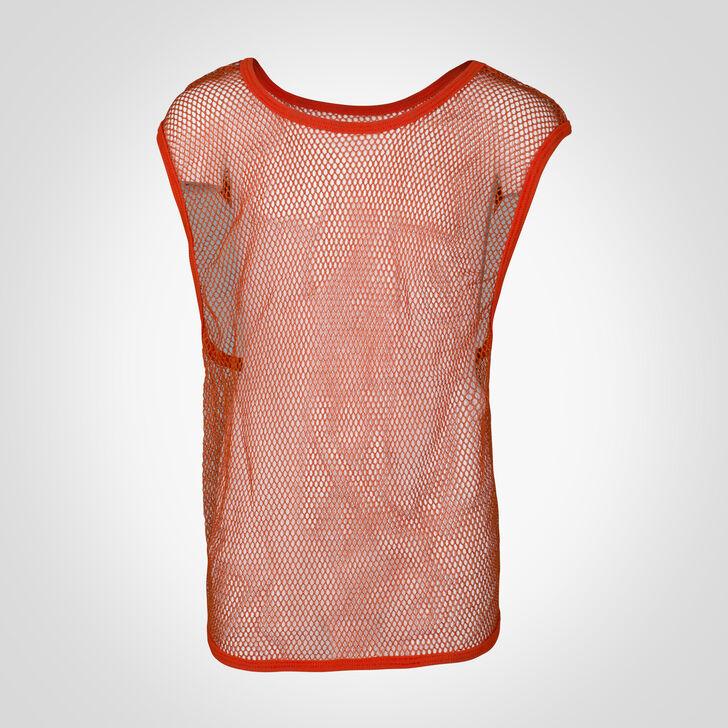 Men's Adult Football Scrimmage Vest BURNT ORANGE