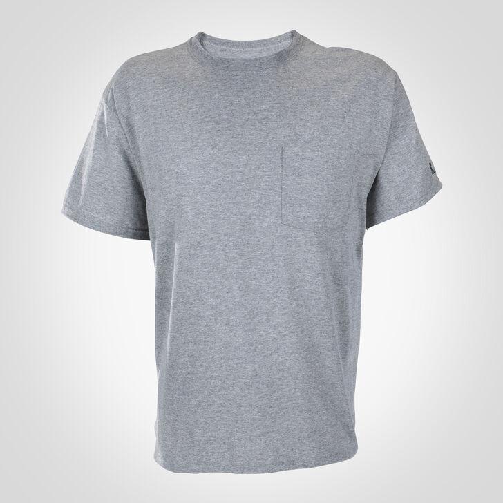 Men's Basic Cotton Pocket Tee OXFORD