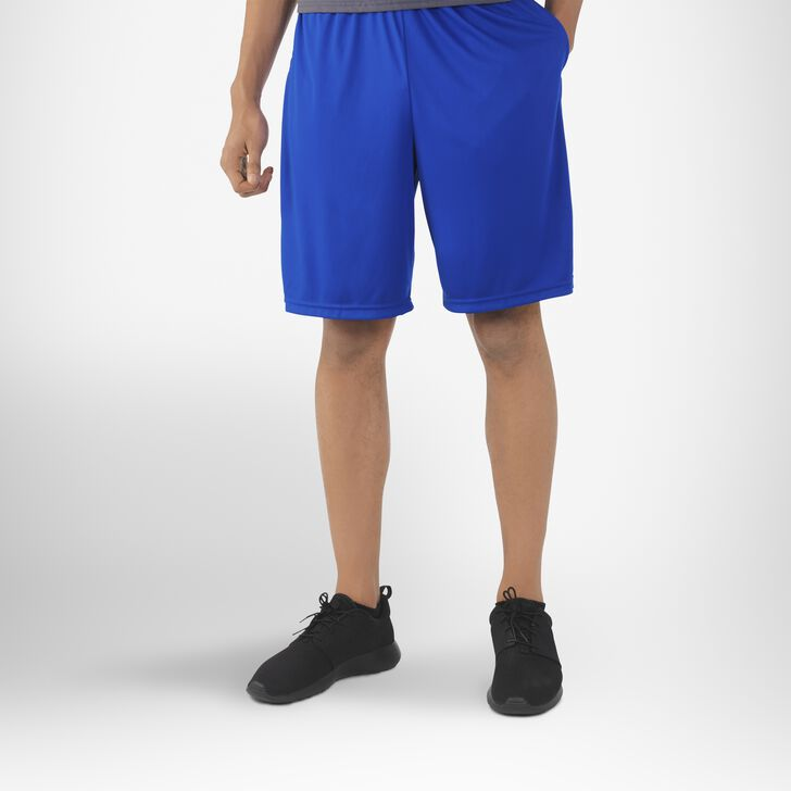Men's Dri-Power® Essential Performance Shorts with Pockets ROYAL
