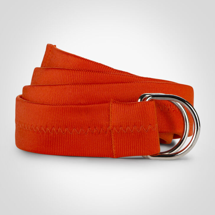 Men's Football Belt BURNT ORANGE
