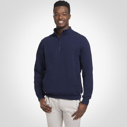 Men's Dri-Power® Fleece 1/4 Zip