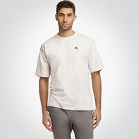 Men's Lightweight Baseliner T-Shirt SILVER MARL