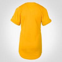 Youth Dri-Power® Solid Baseball Jersey GOLD
