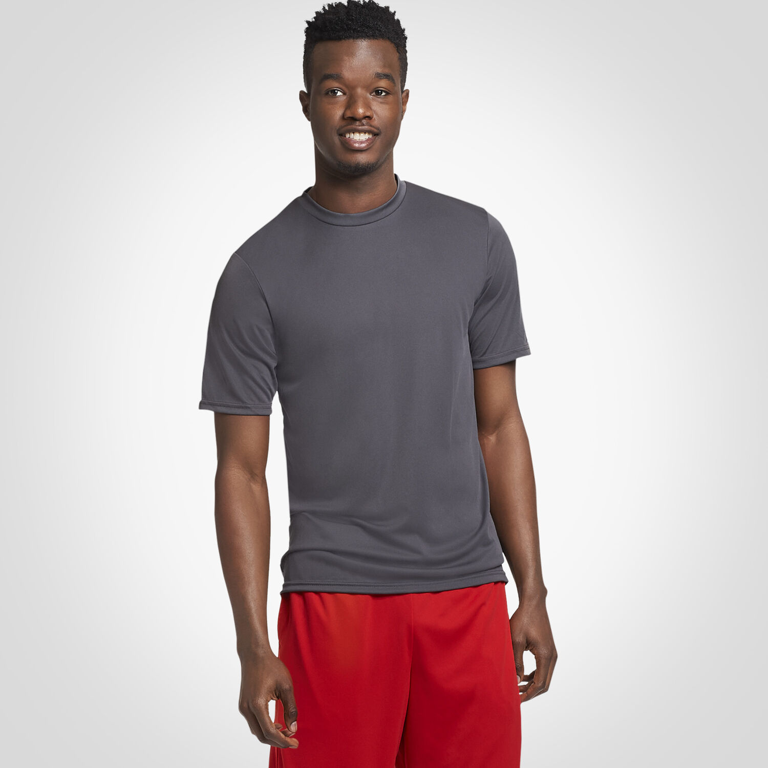 e8b9f5fe00e Men's Dri-Power® Core Performance Tee - Russell US