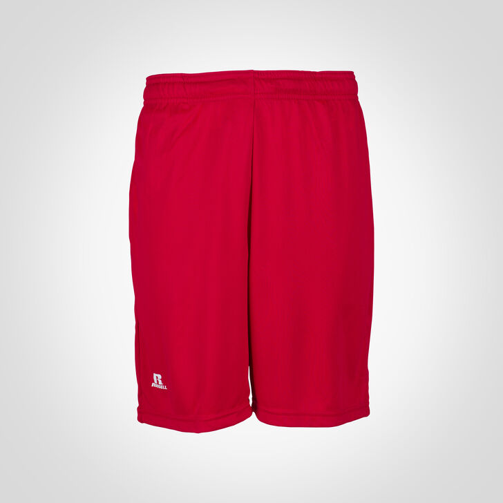 Youth Dri-Power® Performance Shorts with Pockets TRUE RED