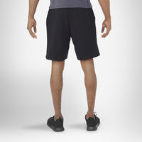 Men's Basic Cotton Pocket Shorts BLACK