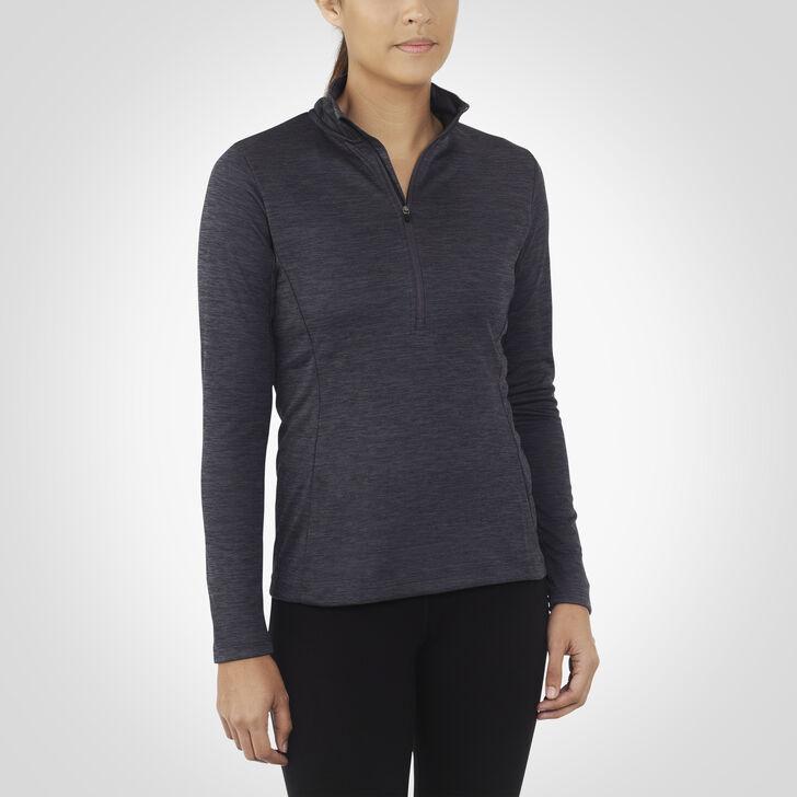 Women's Dri-Power® Lightweight 1/4 Zip Pullover STEALTH