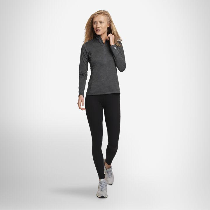Women's Dri-Power® Lightweight Performance 1/4 Zip STEALTH