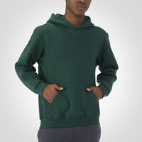 Youth Dri-Power® Fleece Hoodie DARK GREEN