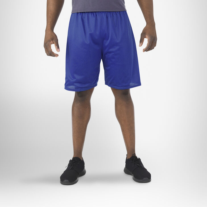 Men's Dri-Power® Mesh Shorts (No Pockets) ROYAL