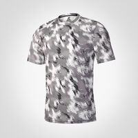 Men's Dri-Power® Camokaze Performance Tee BLACK CAMO-KAZE