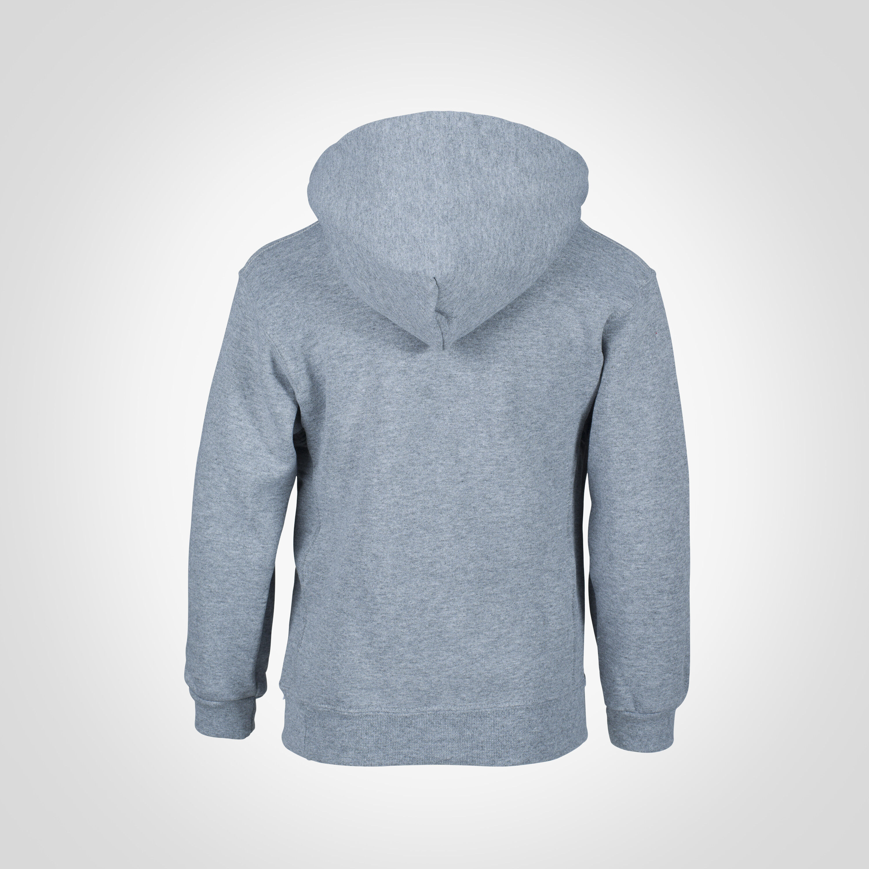 Adult Cloud Pullover Fleece Hood-Oxford